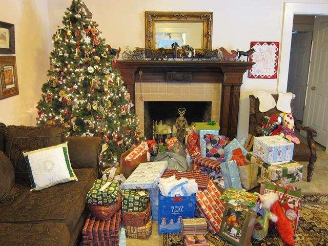 Christmas 2012 - Moment of calm